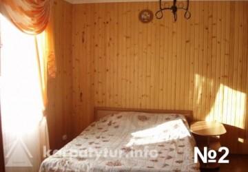Татаров 6 Двухэтажный дом с камином на 11 человек