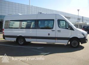 Автобус Киев - Буковель - Киев
