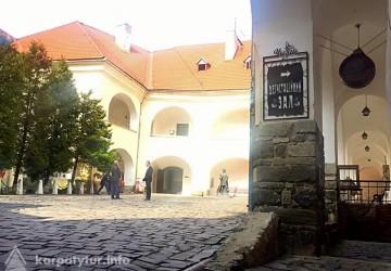 Дегустационный Зал ЧИЗАЙ в Замке