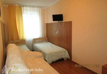 2-кімнатна квартира в районі готелю Трускавець