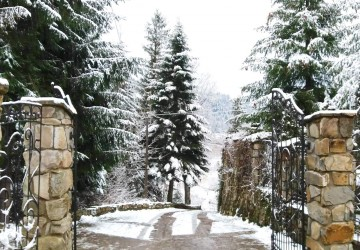 Карпаты: коттедж посуточно в горах в закрытом городке.