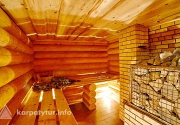 Баная на дровах