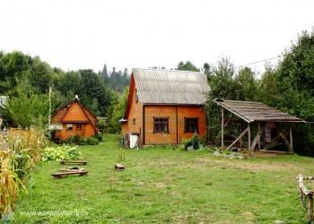 Карпатський рай, Шешори