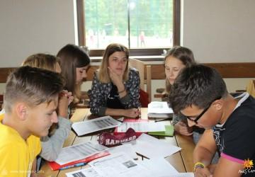 АмЕС (Американська Англійська школа) - Літній табір