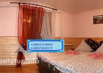 Частный отель Драгобрат, 200 м от подъемников, комфортное жилье номера