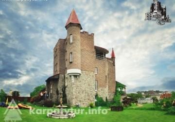 Детский англоязычный лагерь «Magic Castle»