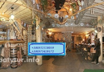 Драгобрат, отдых Карпаты Пятиэтажный деревянный коттедж на 31 место, номера двухместные. четырехмест