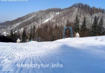Гірськолижний курорт Перевал Німчич, Вижниця