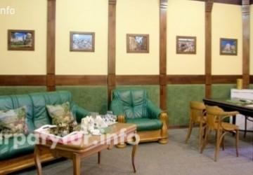 Готельно-відпочинковий комплекс