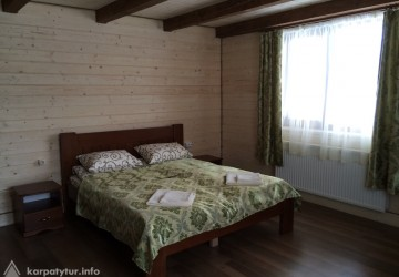 Паляница новый мини-отель на 8 номеров