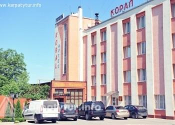 Отель Коралл