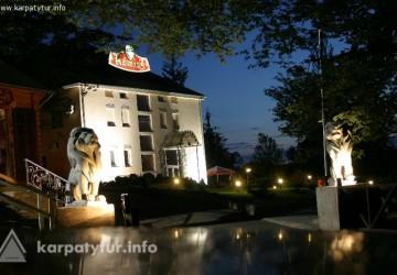 Отельно-ресторанный комплекс Камелот