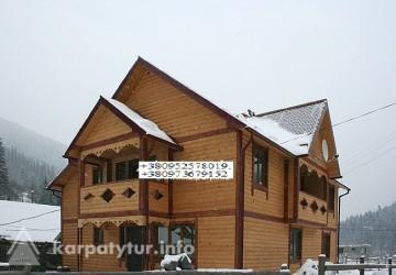 Татаров Двухэтажный деревянный дом на 16 человек