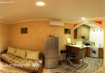 Paradise Cottage (300м. бювет, VIP)