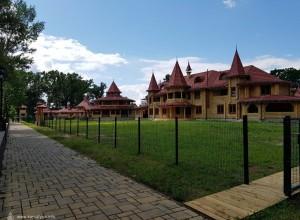 Заміський комплекс під Києвом Fort Pirnov Park