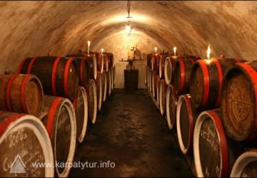Дегустація домашнього закарпатського вина